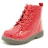 Демисезонные ботинки для девочки Kimbo Размеры 23-28