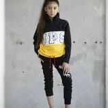 Модный спортивный костюм для девочек р. 98-152см Mala Mi Польша