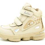 Ботинки для девочки Alemy Kids Размеры 27-32