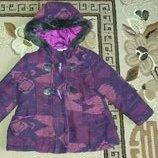 Стильное пальтишко курточка для модници