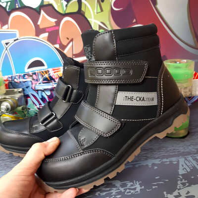 Зимние ботинки для мальчика, код 761