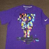 Футболка Nike,8- 9-10 лет.