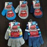 Детские перчатки Дисней Тачки Маквин молния Бейблейд Соник Поли робокар Миньены щенячий патруль