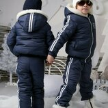 Детский Зимний костюм, Рост 104-110,110-116, 116 -122, 122-128, 128-134, 134-140.