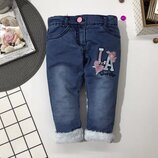 Тёплые джинсы на травке Турция