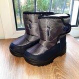 Зимняя обувь на мальчика ботинки