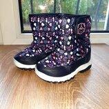 Зимняя обувь на девочку ботинки