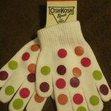 Перчатки OshKosh размер 4-6x. Новые.