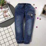 Тёплый джинсы на травке Турция