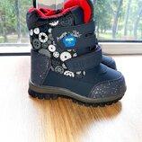 Зимние ботинки на мальчика 23-28