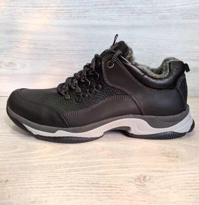 Продано: Мужские зимние тёплые ботинки