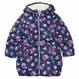 Куртка пальто удлиненная на девочку Kiki&Koko оригинал Германия