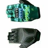 Велоперчатки Tinkoff Saxo