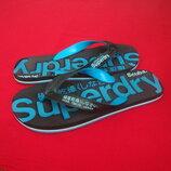 Вьетнамки SuperDry оригинал 43 размер