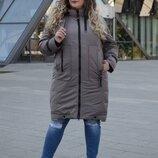 Новиночки Классное пальто зима, размеры 50- 60