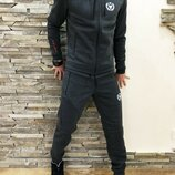 Зимний комплект Miracle W/18 антрацит, теплый спортивный костюм