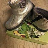 Деми ботинки Ecco, 25 размер