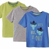 Футболки для мальчика 3шт р 110-116 футболка Lupilu, Германия