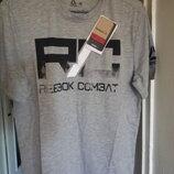 Оригинальная футболка Reebok Combat Wordmark