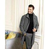 Стильное мужское пальто livergy
