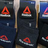 Носки спортивные Reebok махровые подростковые.