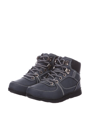 Ботинки для мальчика Biki 27, 28, 29, 30, 31, 32 р Синий C-B21-33-B