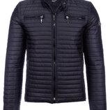 Мужская стеганая деми куртка Branelli р.46-48 S оригинал