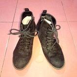 Девичьи ботиночки осень 34 размера