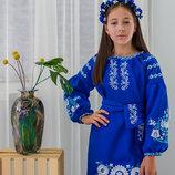 Плаття для дівчинки Бохо