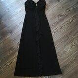 Длинное вечернее платье длина 143 см