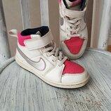 Высокие кроссовки Nike оригинал
