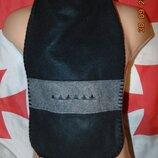 Стильний фирменний флисовий шарф F&F.унисекс .