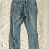 Стильные джинсы бриджи размер 6