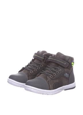 Ботинки для мальчика Tom.m 27, 28, 29, 30, 31, 32 р Серый, салатовый C-T59-90-C