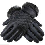 Перчатки мужские для сенсорных экранов код 15 очень теплые