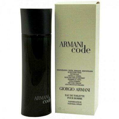 Giorgio Armani Black Code 125 ml EDT TESTER мужской