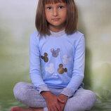 Піжами на дівчаток від 92 до 134 росту