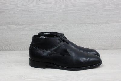 Кожаные мужские ботинки Grenson England, размер 43 дезерты, desert boots