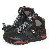 Мужские зимние ботинки 2Б25