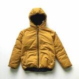 Куртка тёплая демисезонная евро-зима для мальчика и девочки, до -10°С