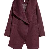 Демисезонное пальто h&m s-m
