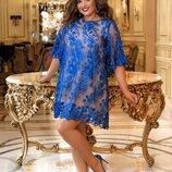 Новиночки Классное платье, размеры 48- 64