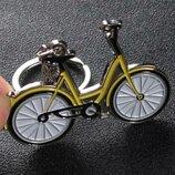есть варианты новый классный большой брелок велосипед вело спорт винтаж для ключей