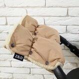 Теплые муфты-перчатки Zdrowe Dziecko Польша