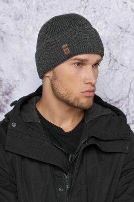 мужская шапка, осень-зима, цвета