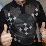 Стильная фирменная нарядная кофта свитр бренд Smith&Tailor .м-л .