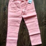 Персиковые джинсы скинни джегинсы Oshkosh