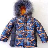 Зимние куртки 86-110