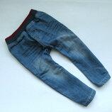 Фирменные джинсы на подкладе Smile 2г р.92