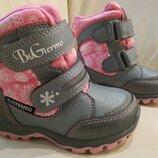 Термо ботинки B&G HL209-809